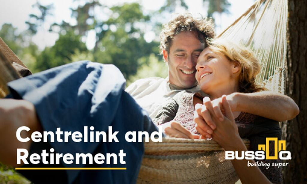 Centrelink and retirement